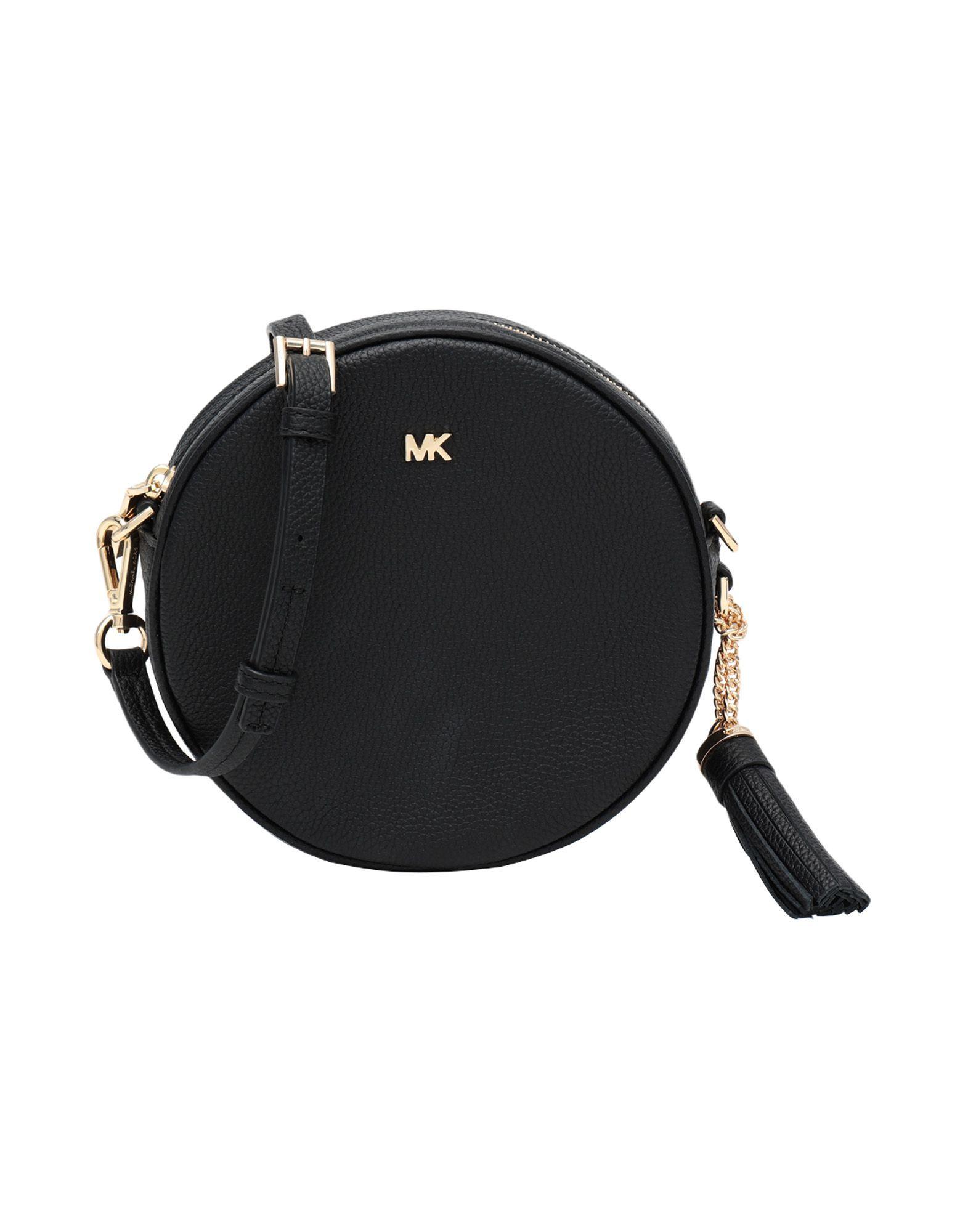 9b56d195e36cd5 Michael Michael Kors Md Canteen Bag - Across-Body Bag - Women Michael  Michael Kors