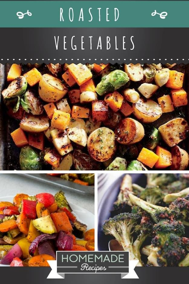 Roasted Vegetables Recipes to Jazz Up Your Chilly Nights | https://homemaderecipes.com/roasted-vegetables/