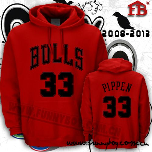 Aliexpress.com : Buy Thickening classic bulls 33 Scottie Pippen Hoodie sweatshirt sports hat pocket shirt fleece outerwear from Reliable hat women suppliers on BEN LAW's store. $44.00