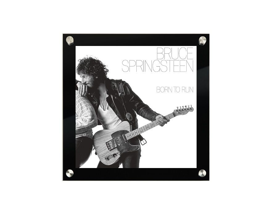 Album Vinyl LP Record Frame- Black - 15x15 for 12x12 record | Cover ...