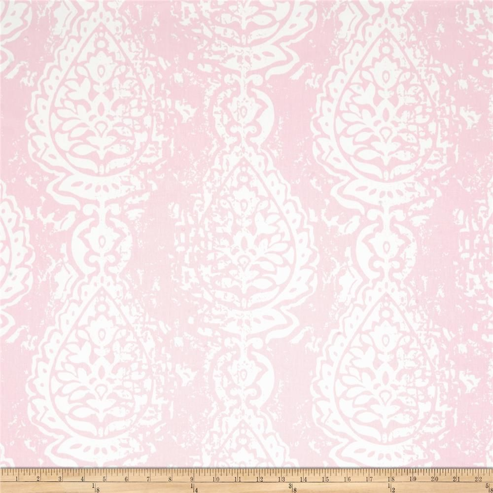 Premier Prints Manchester Twill Bella Pink From Fabricdotcom