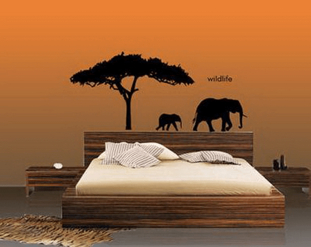 Schlafzimmer Afrikanisch Dekorieren Schlafzimmer
