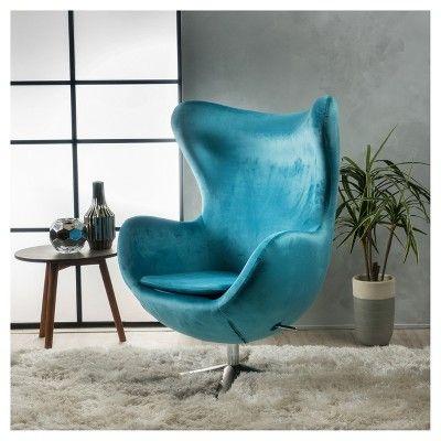 Brilliant Gordon Swivel Chair Blue New Velvet Christopher Knight Machost Co Dining Chair Design Ideas Machostcouk