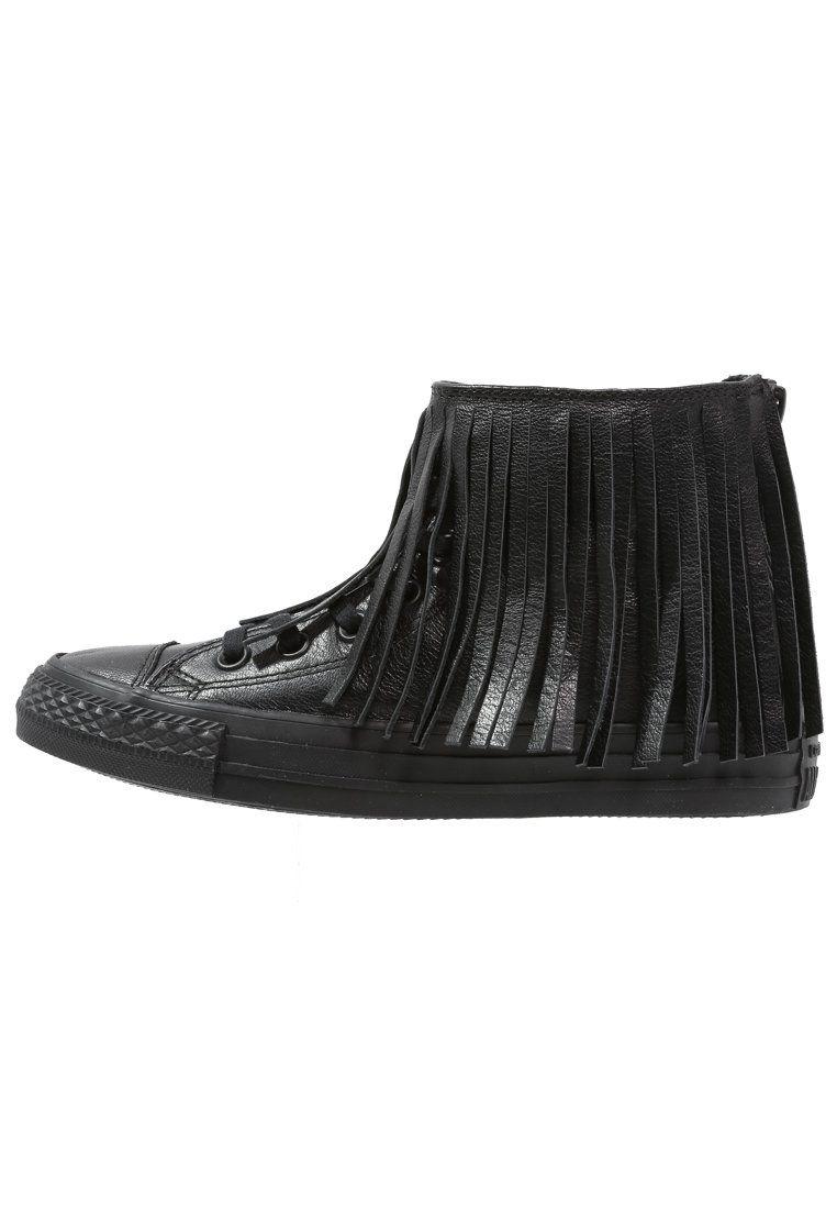 Converse Chuck Taylor All Star Trampki Wysokie Z Fredzlami Black Fashyou Pl Star Sneakers Converse Chuck Taylor All Star Sneakers
