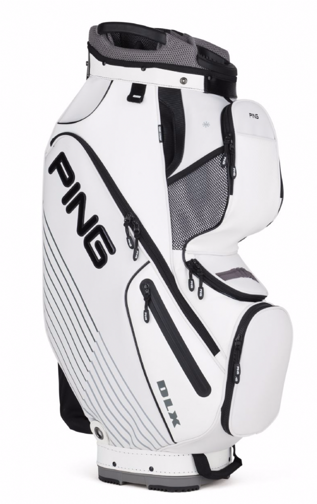 Ping Golf Dlx Cart Bag The Draws Inspiration From Tour