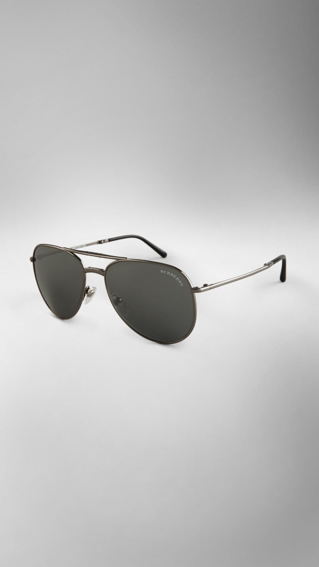 25d5bfdf076 Brit Rhythm Foldable Aviator Sunglasses