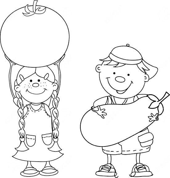 Dibujos para colorear personas - Betiana 1 - Веб-альбомы Picasa ...