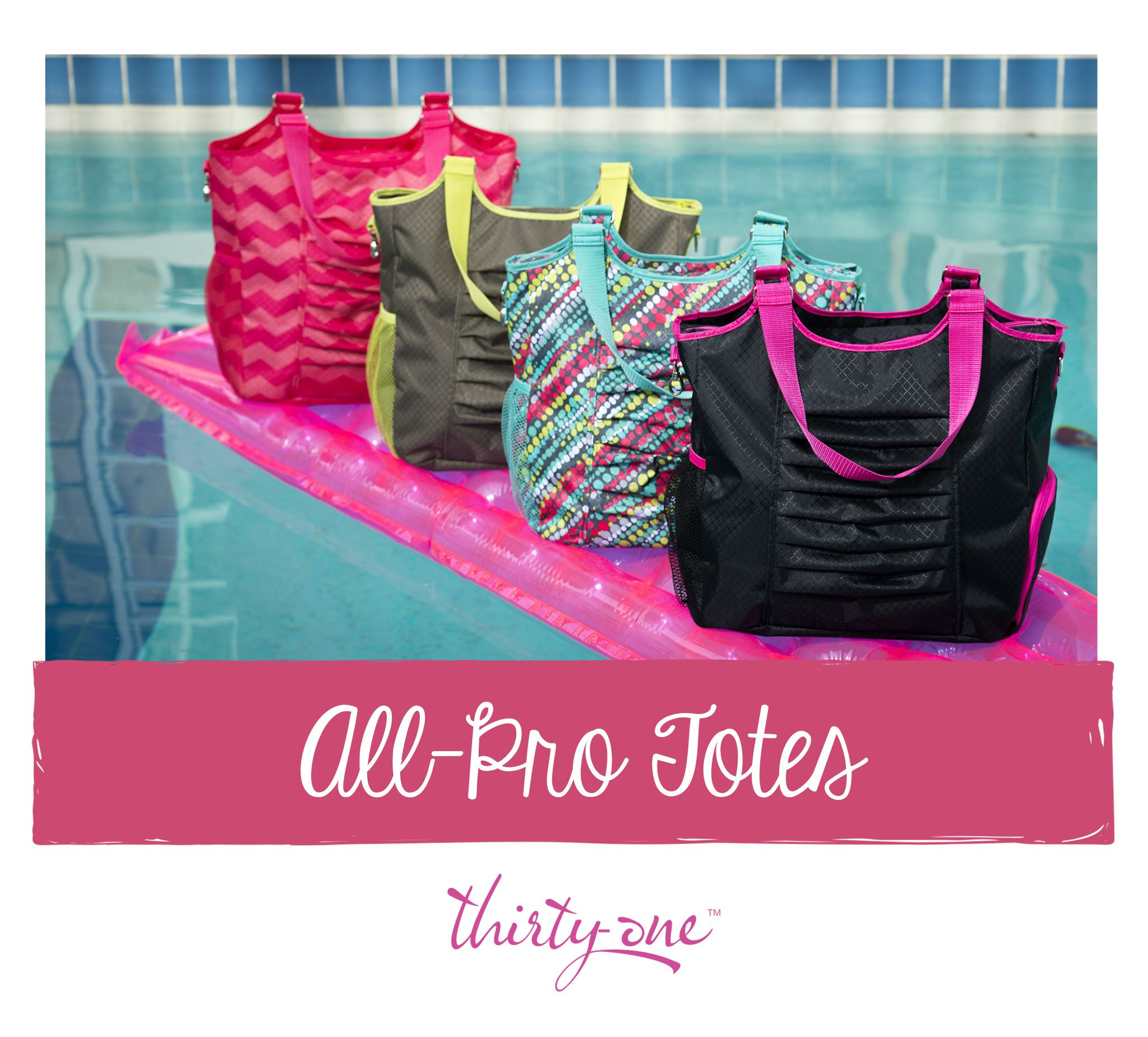 Exclusively In April Our All Pro Tote The Perfect Gym Bag There S Even An Interior Jewelry Holder