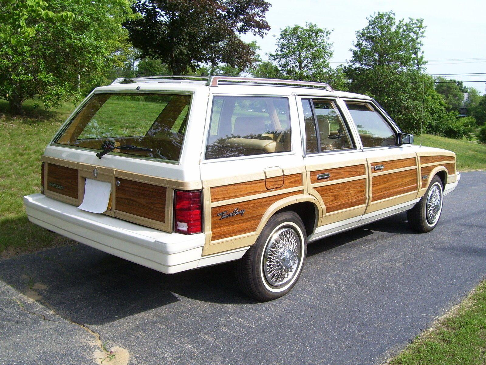 '87 Chrysler LeBaron Mark Cross Town Country