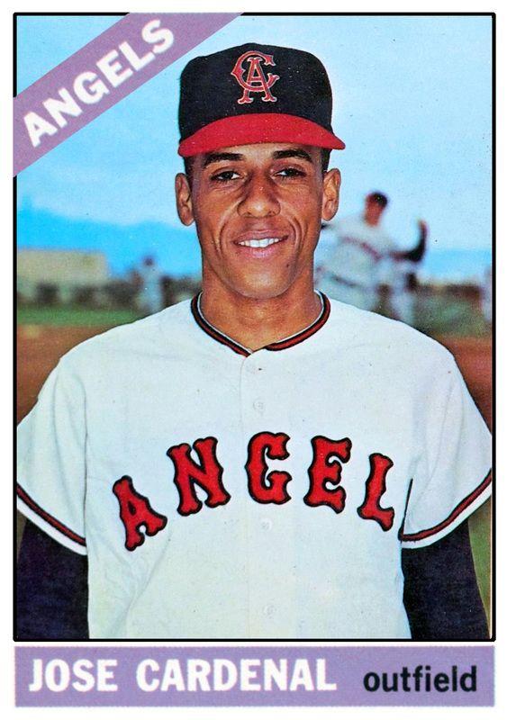 Full Roster Set Of 1966 California Angels Baseball Cards Angels Baseball Old Baseball Cards