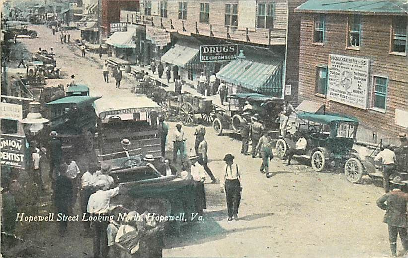 http://www.ebay.com/itm/VA-Hopewell-Virginia-Hopewell-Street-Looking-North-1916-PM-MacNeil-No-5097-/371503604709?hash=item567f5723e5:g:0C4AAOSwcBhWZkfe