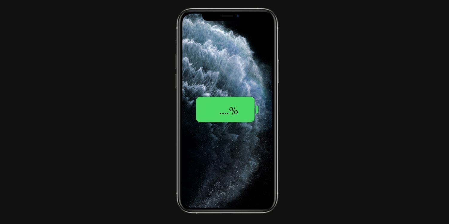How To Check Battery Percentage In Iphone 11 Iphone 11 Pro And Iphone 11 Pro Max Imangoss Iphone Iphone Battery Life Iphone 11
