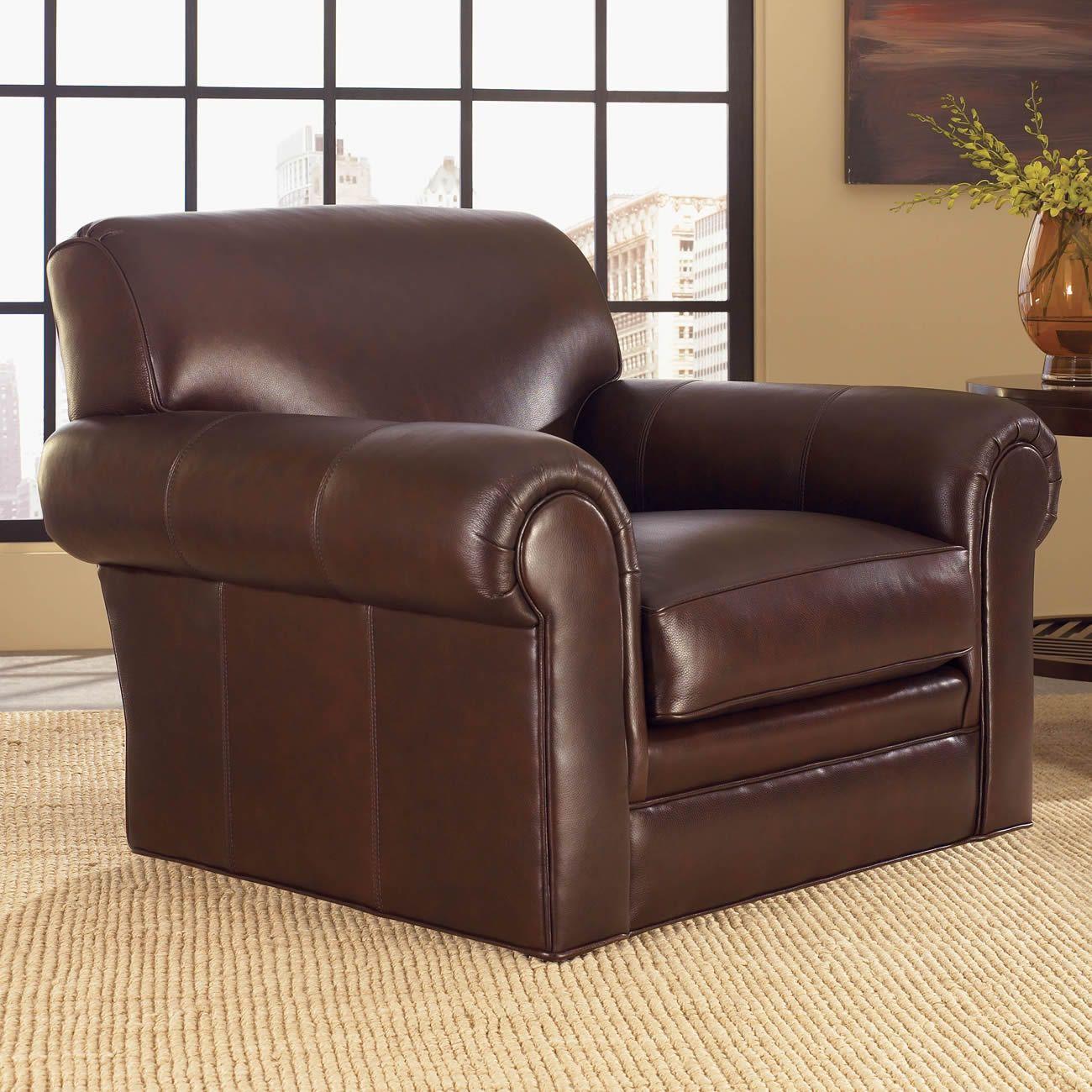 Stickler Salem Swivel Chair Good Back Support ChairLiving Room