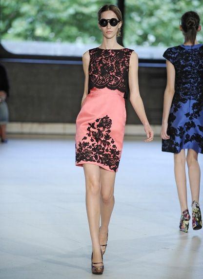 Кружевные вставки на платье своими руками 36