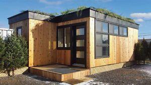 Maison En Conteneur A Vendre mini maison conteneur, tiny house, chalet et autres projets