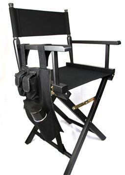 Makeup Accessory Holder For Directorakeup Artists Chairs Personalise Online
