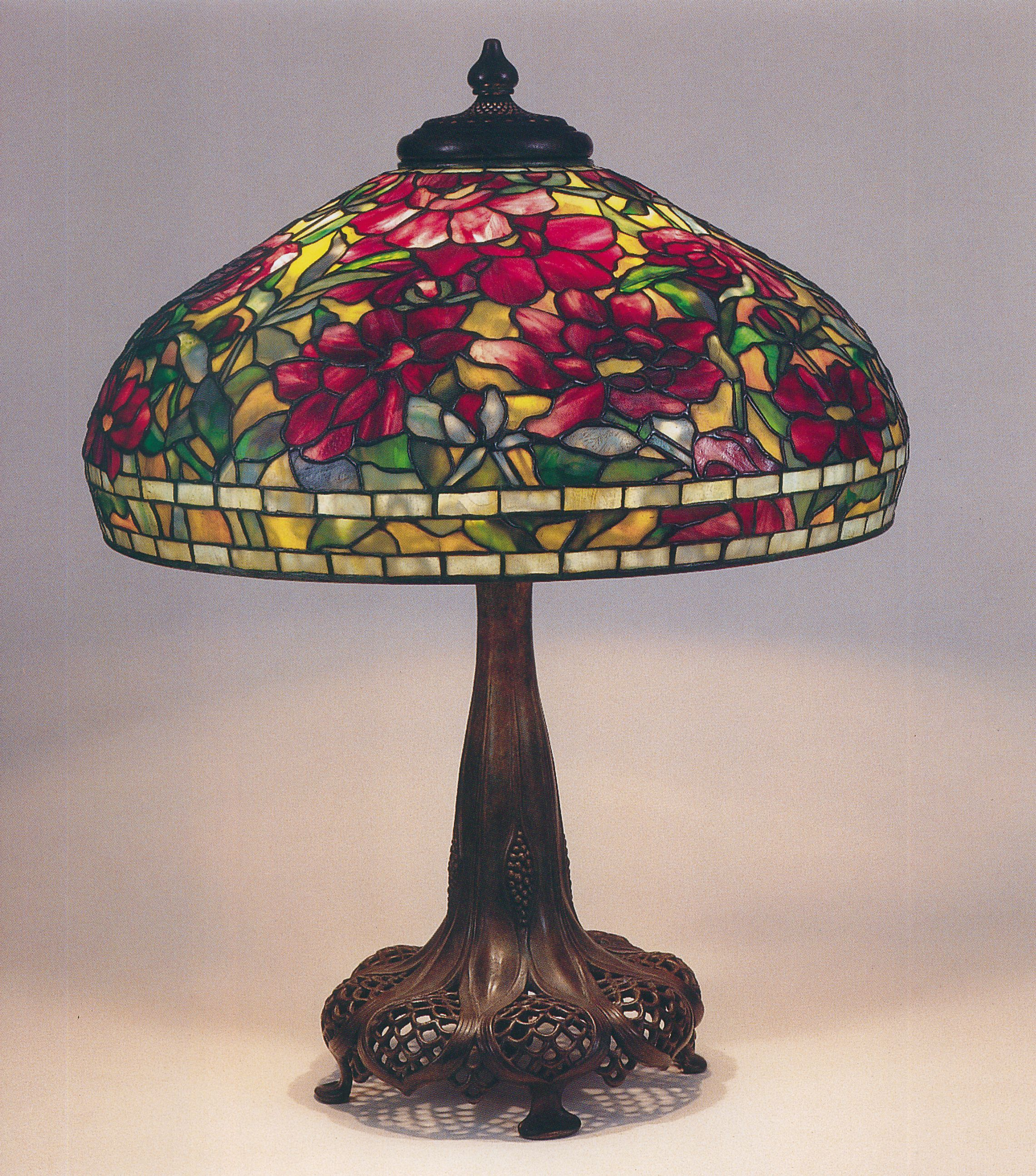 A New Light on Tiffany - L& shade [ Peony ] & The most awesome images on the Internet | Peonies Tiffany lamps ... azcodes.com