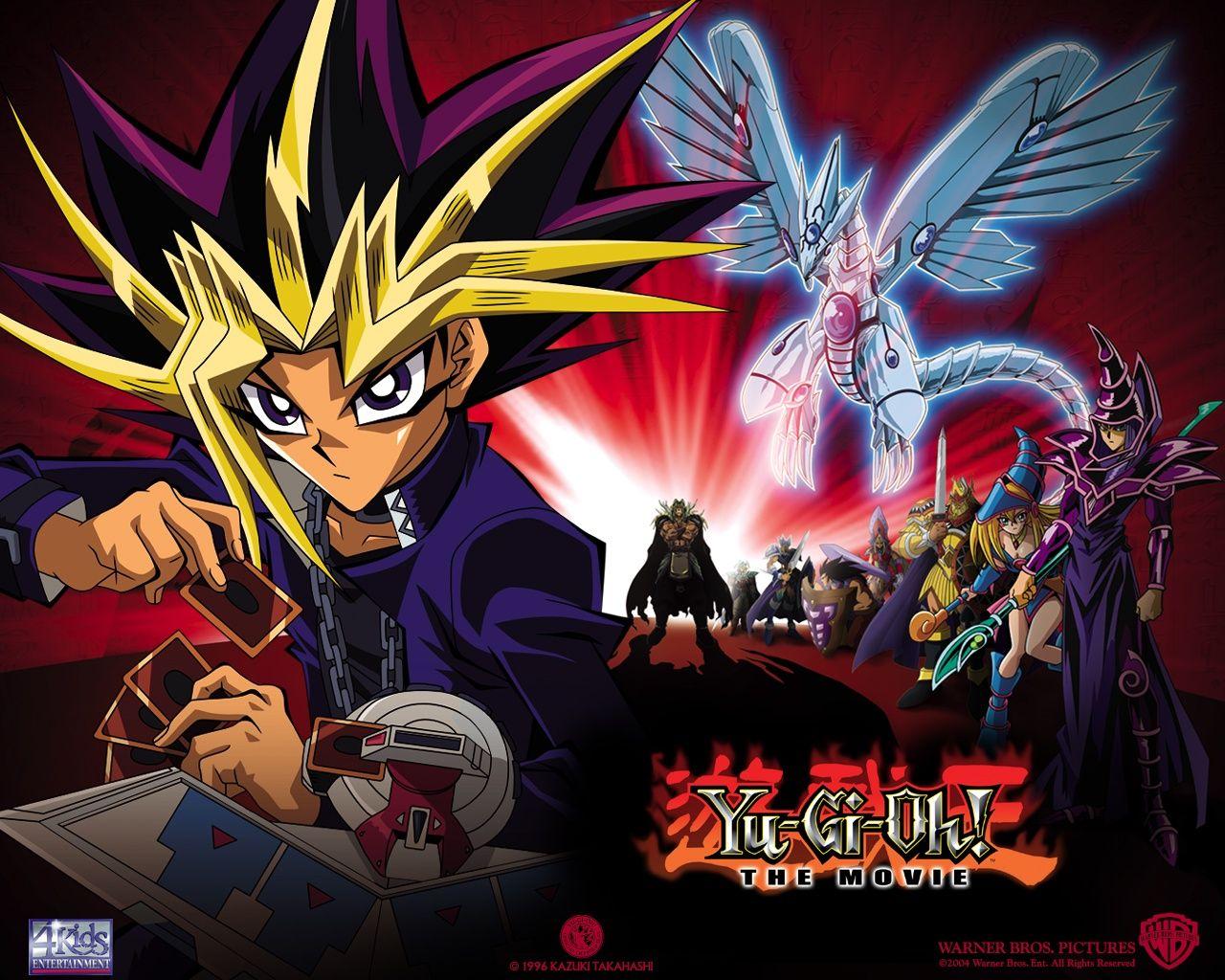 Yu Gi Oh Wallpaper Yu Gi Oh The Pyramid Of Light Anime Yugioh Yugioh Wallpapers