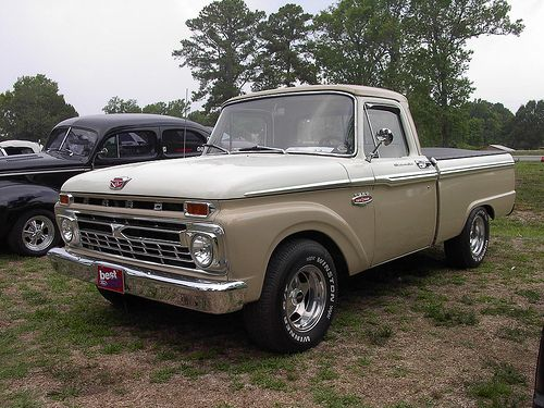 1966 Ford Pickup With Images Ford Pickup Ford Trucks Vintage Trucks