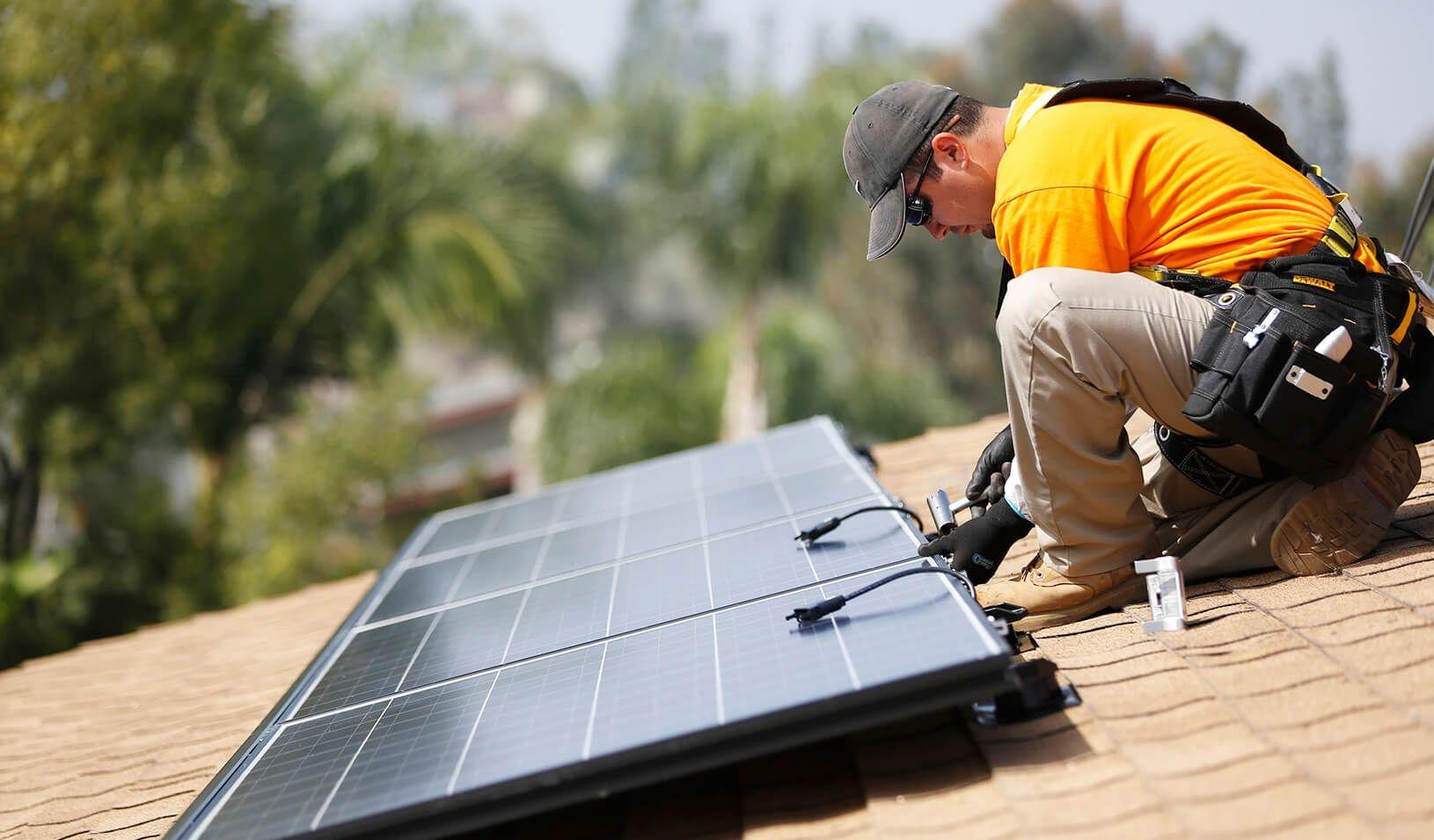 Solar Panel Credits Texas