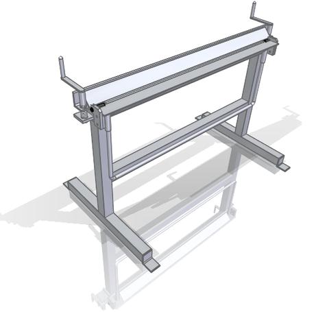 New 48 Welding Table Welding Projects Sheet Metal Bender