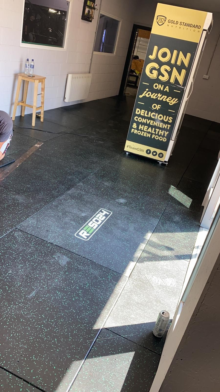 Pin On Gym Rubber Flooring