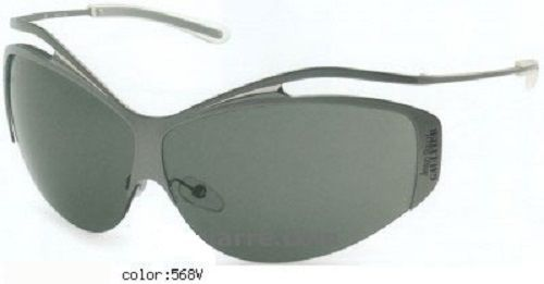 51bcf85befb Jean Paul Gaultier SJP010 - Sunglasses Unisex New Vintage Gunmetal Green  Lenses  JeanPaulGaultier