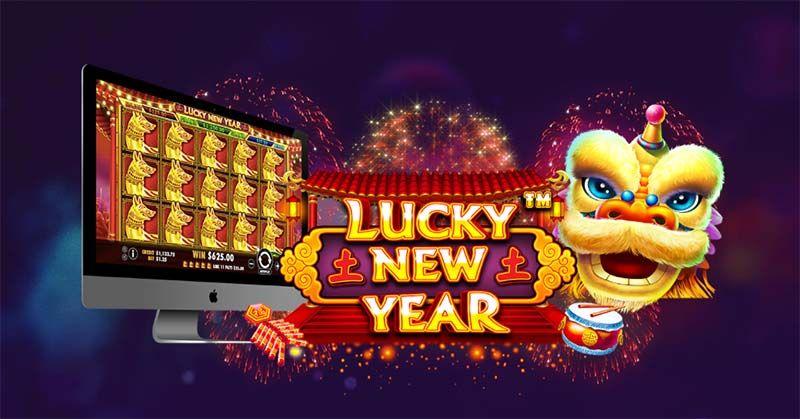 Chinese new year slot