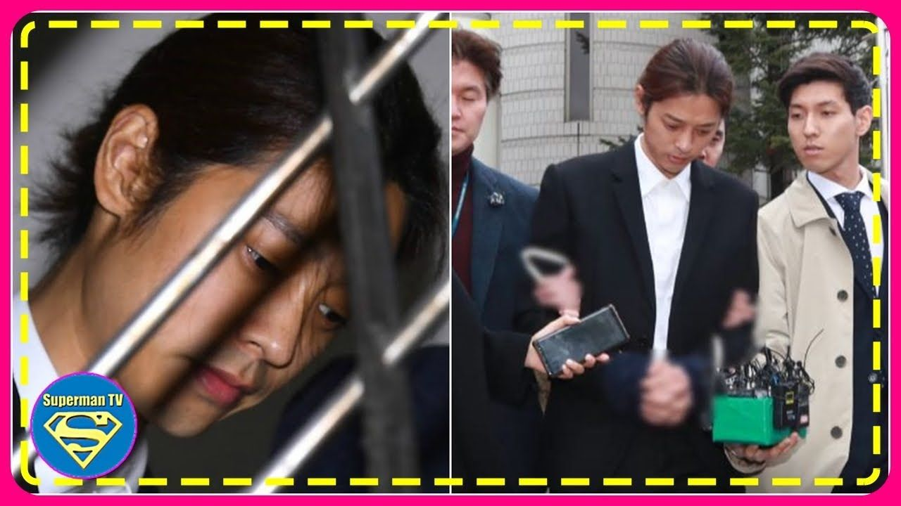 Breaking Jung Joon Young Was Arrested Jung Joon Young Celebrity Stars Arrest