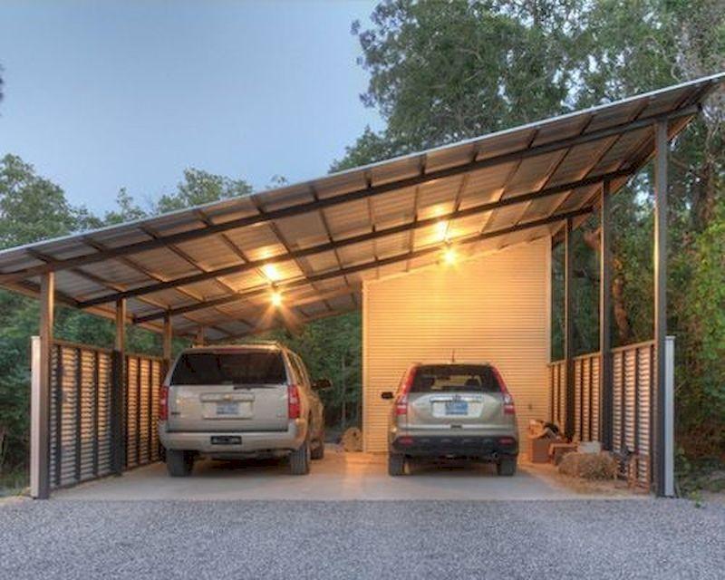 55 Latest Minimalist Garage Design Ideas Carport Designs Diy Carport Modern Carport