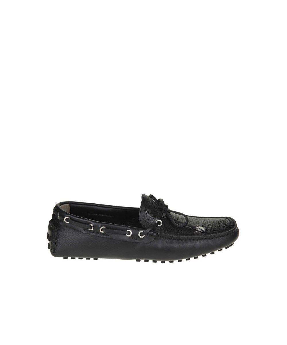 FENDI Fendi Men S Black Leather Loafers .  fendi  shoes  loafers ... 48d0d7f66e8af