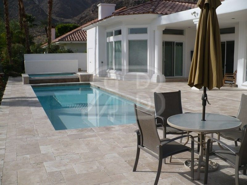 travertine pavers and other landscape options for your dream outdoor environment