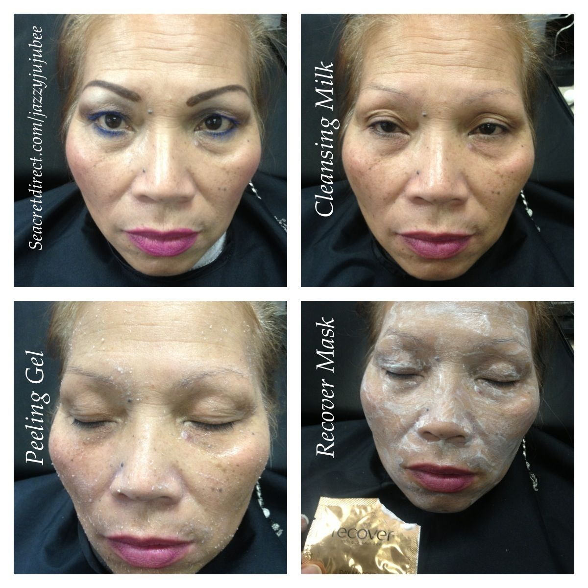 #nofilter Watch The Transformation Facial Cleansing Milk
