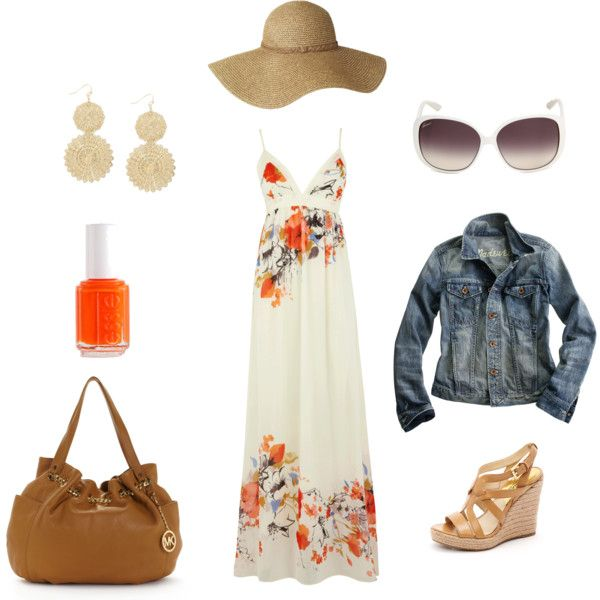 Summer Love, created by lperesta on Polyvore