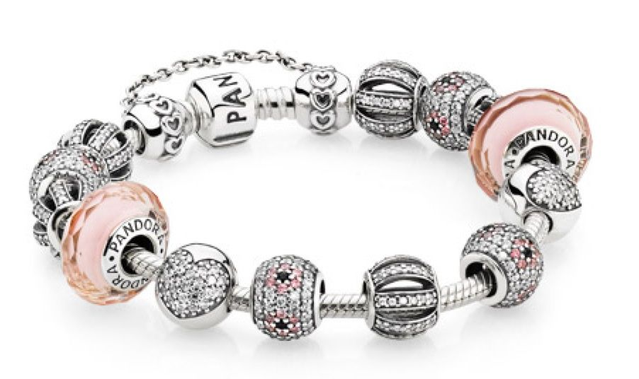 Pandora's Charm Bracelets Pandora bracelet charms