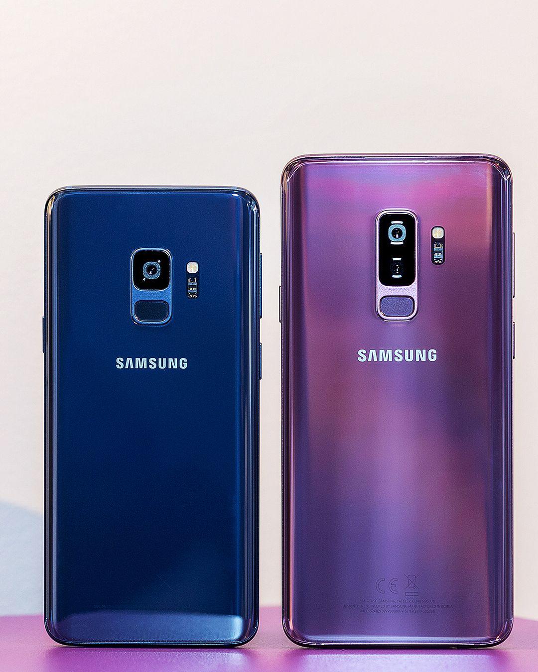 Samsung Galaxy S9 S9 Plus Celulares Aparelhos Eletronicos Compras