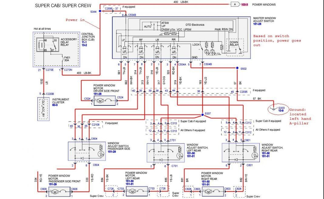 21 Best Sample Of Ford Wiring Diagrams Samples - bacamajalah | Trailer wiring  diagram, 2014 ford f150, F150 | Ford F150 Wiring Chart |  | Pinterest