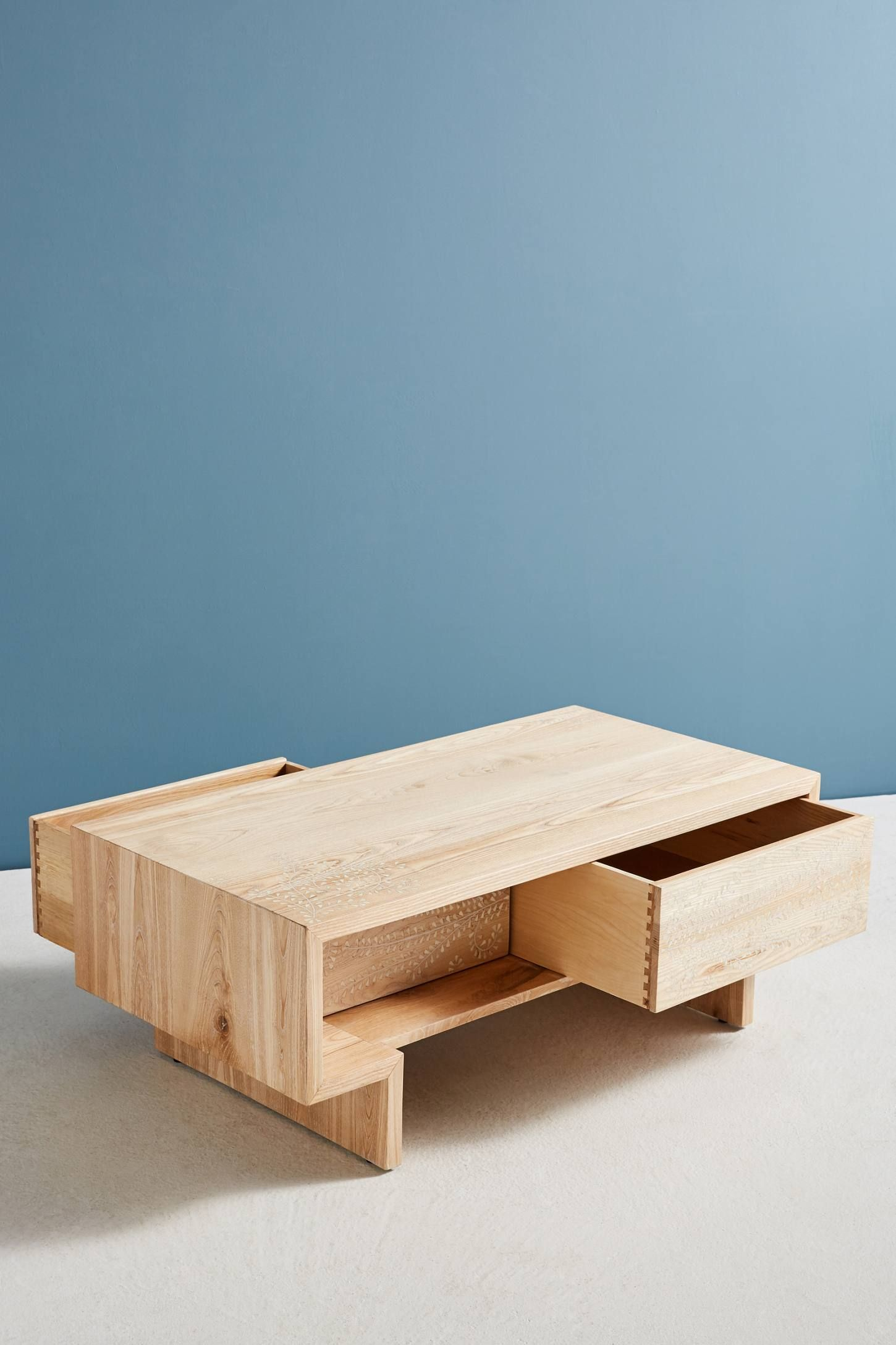 The Chaparral Storage Coffee Table And More Anthropologie At Today Read Customer Reviews