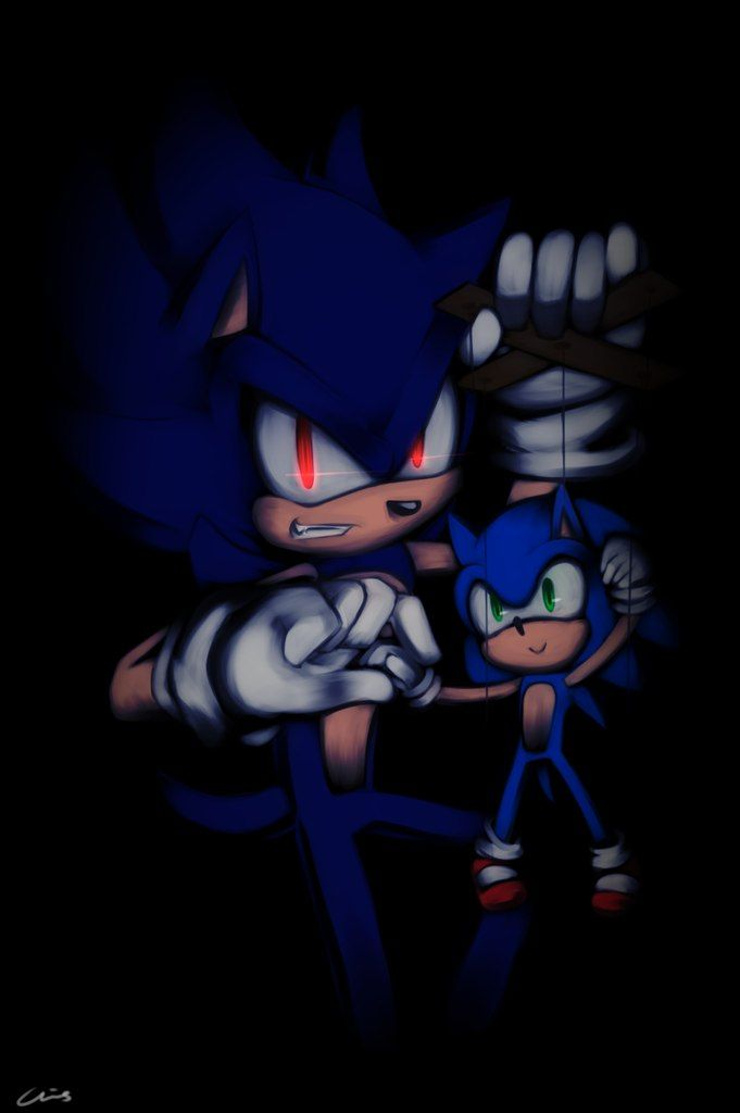 Sonic exe | SSS | Sonic the Hedgehog, Sonic 3, Sonic art