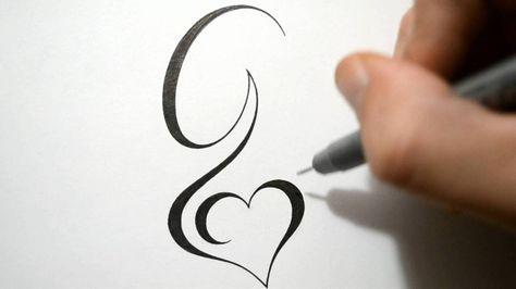 Lettera G Tatuaggio Cerca Con Google Lettera G Tatuaggio