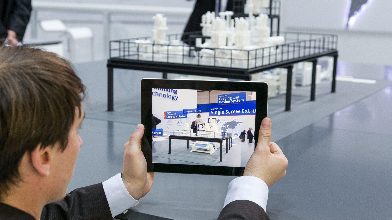 https://artcom.de/en/project/augmented-3d-exhibits/ | Interactive art installation, Exhibition ...