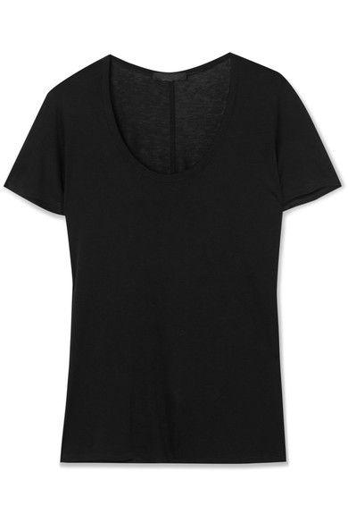 THE ROW Stilton sleek jersey T-shirt