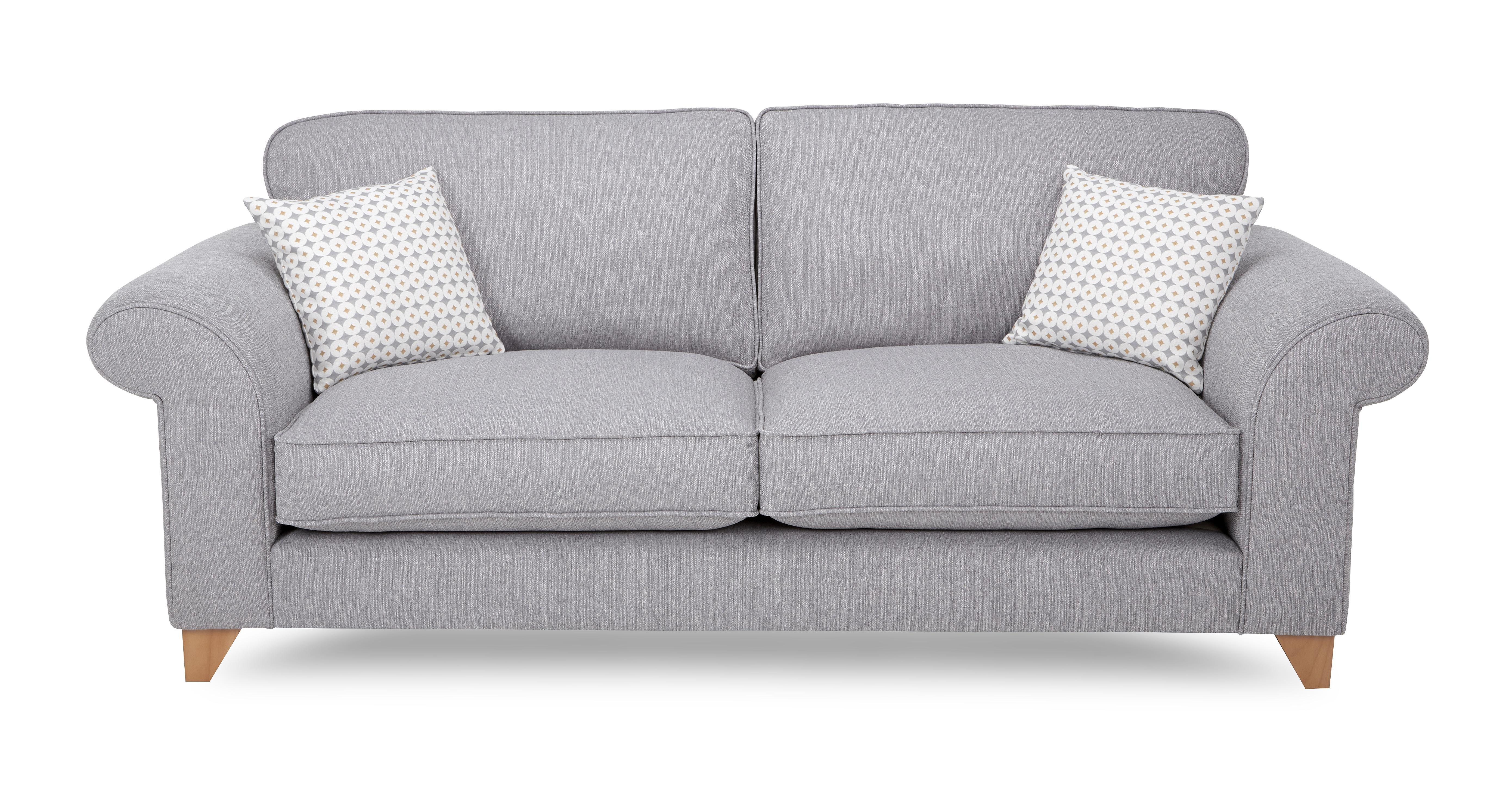 Angelic 3 Seater Sofa Cotswold Plain In 2020 3 Seater Sofa 3 Seater Sofa Bed Fabric Sofa