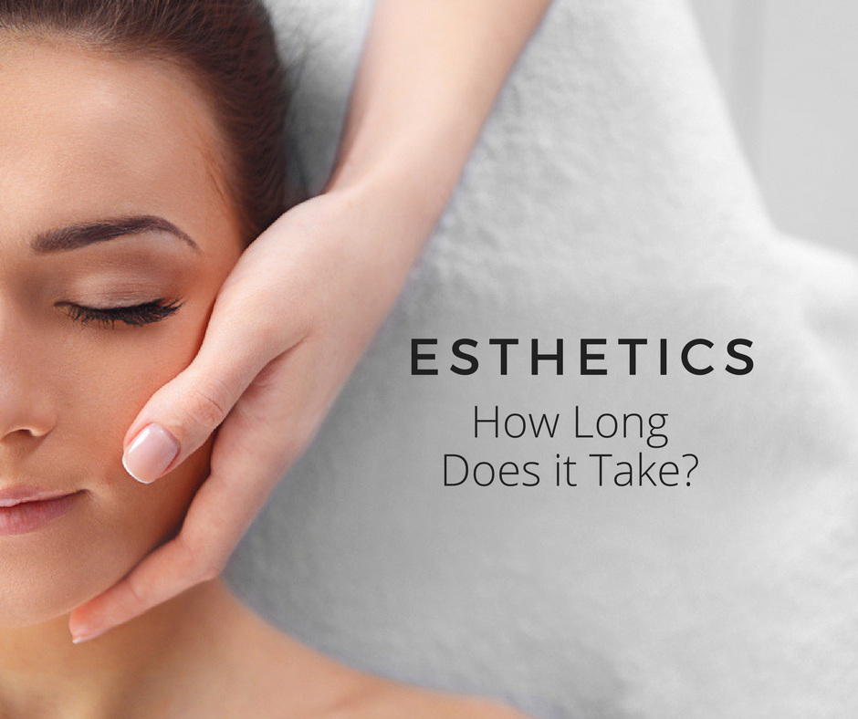 Changing Your Career Means Figuring Out Your Future In Several Ways Including How Long Training Takes Read Esthetician School Esthetician Master Esthetician