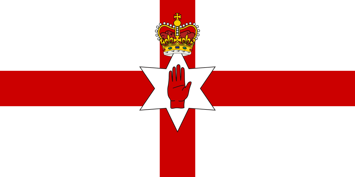 File:Flag of Northern Ireland.svg