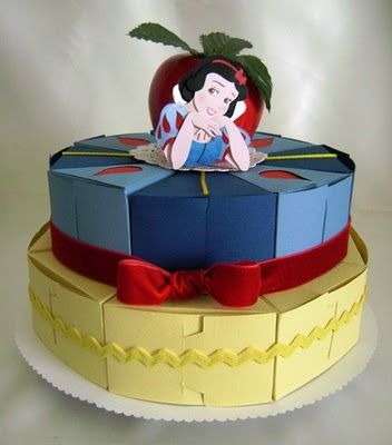 snow white party ideas. C would love this kind of party!