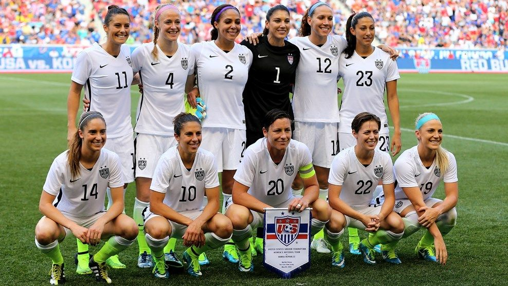 Fifa Women S World Cup Canada 2015 Fifa Com Women S Soccer Team Usa Soccer Women Womens Soccer
