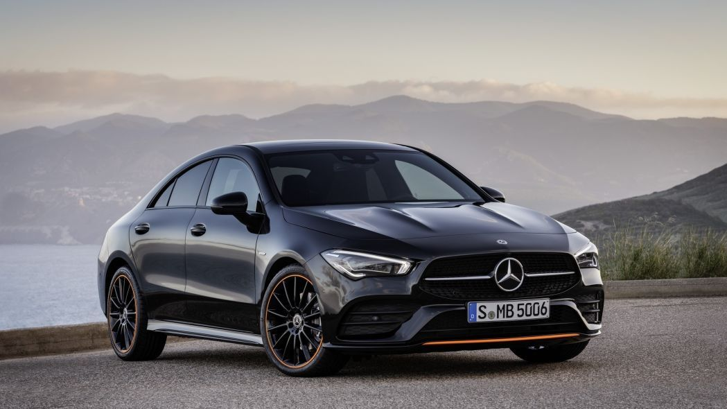 2020 Mercedes Cla Class Is Sleeker More Powerful Than Before In