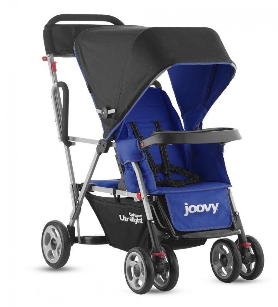 Joovy Caboose Ultralight Stroller Tandem stroller, Joovy