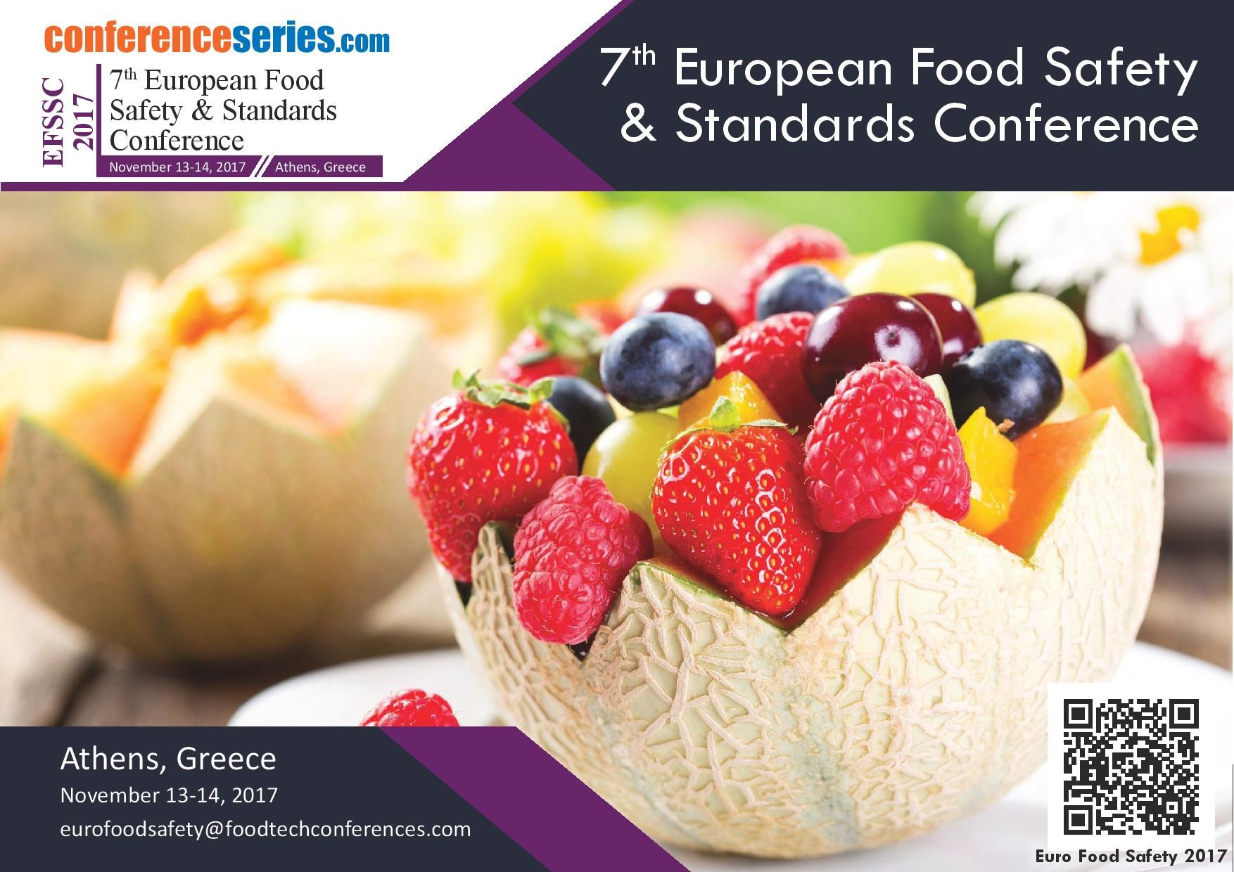 7th European Food_Safety & Standards Conference